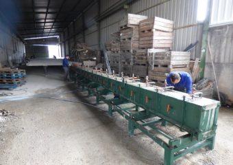 Fabricación del prototipo en hormigón